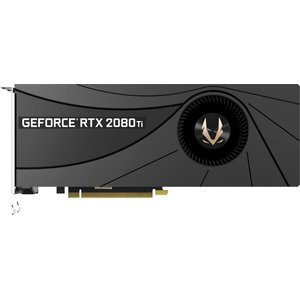 Видеокарта ZOTAC GeForce RTX 2080 Ti Blower 11GB GDDR6 ZT-T20810A-10P