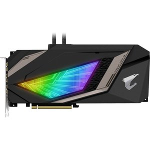 Видеокарта Gigabyte Aorus GeForce RTX 2080 Ti Xtreme Waterforce 11GB GDDR6