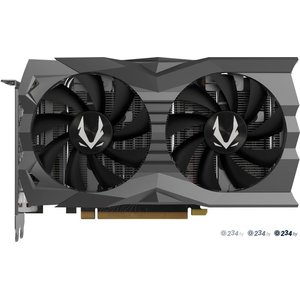 Видеокарта ZOTAC Gaming GeForce GTX 1660 AMP 6GB GDDR5 ZT-T16600D-10M