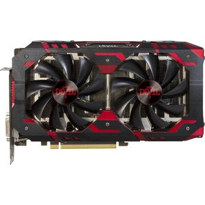 Видеокарта PowerColor Red Devil Radeon RX 590 8GB GDDR5 AXRX 590 8GBD5-3DHV2/OC
