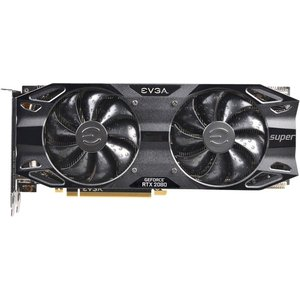 Видеокарта EVGA GeForce RTX 2080 Super Black Gaming 8GB GDDR6 08G-P4-3081-KR