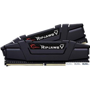 Оперативная память G.Skill Ripjaws V 2x8GB DDR4 PC4-28800 F4-3600C16D-16GVKC