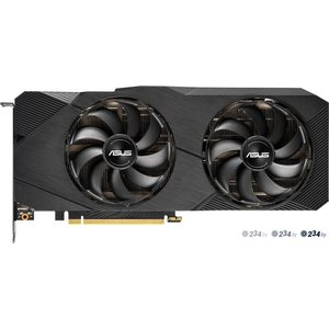 Видеокарта ASUS Dual GeForce RTX 2080 Super EVO V2 OC 8GB GDDR6