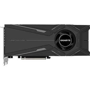 Видеокарта Gigabyte GeForce RTX 2080 Ti Turbo 11GB GDDR6 GV-N208TTURBO-11GC v2.0