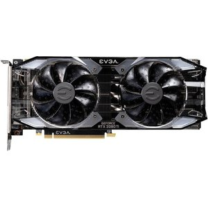 Видеокарта EVGA GeForce RTX 2080 Ti XC Black Edition 11GB GDDR6 11G-P4-2282-KR