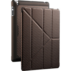 Чехол для планшета Cooler Master Yen Folio for iPad 2/3/4 Golden Bronze (C-IP4F-CTYF-ZZ)