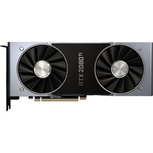 Видеокарта NVIDIA GeForce RTX 2080 Ti Founders Edition 11GB GDDR6