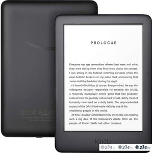 Электронная книга Amazon Kindle 2019 8GB (черный)