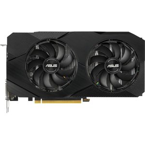 Видеокарта ASUS GeForce GTX 1660 Dual Evo Advanced Edition 6GB GDDR5