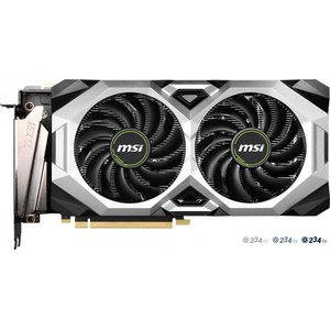 Видеокарта MSI GeForce RTX 2080 Super Ventus XS 8GB GDDR6
