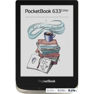 Электронная книга PocketBook 633 Color