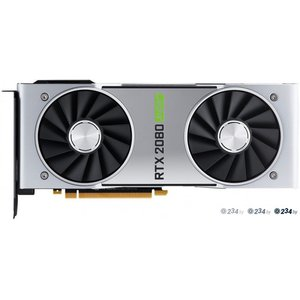 Видеокарта Dell GeForce RTX 2080 Super 8GB GDDR6 490-BFWC