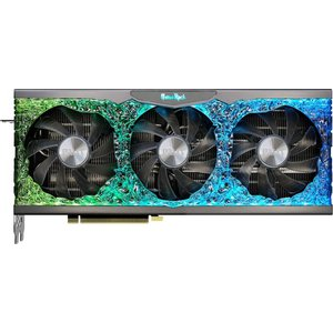 Видеокарта Palit GeForce RTX 3080 GameRock OC 10GB GDDR6X NED3080H19IA-1020G