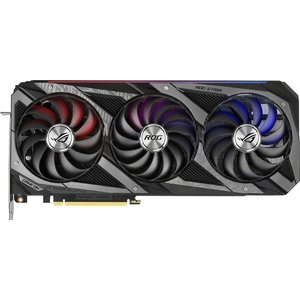 Видеокарта ASUS ROG Strix GeForce RTX 3080 OC 10GB GDDR6X
