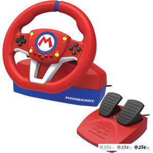 Руль HORI Mario Kart Racing Wheel Pro Mini NSW-204U