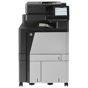 МФУ HP Color LaserJet Enterprise flow M880z+ [A2W76A]