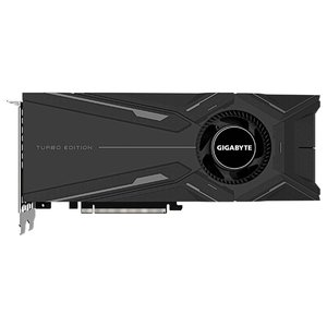 Видеокарта Gigabyte GeForce RTX 2080 Ti Turbo OC 11GB GDDR6 GV-N208TTURBO OC-11GC