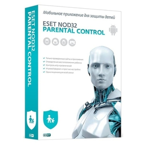 ПО Eset NOD32 Parental Control (NOD32-EPC-NS(BOX)-1-1) (12мес)