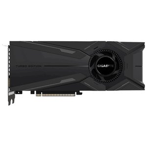 Видеокарта Gigabyte GeForce RTX 2080 Ti Turbo 11GB GDDR6 GV-N208TTURBO-11GC