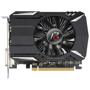 Видеокарта ASRock Phantom Gaming Radeon RX550 2GB GDDR5