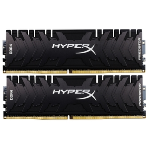 Оперативная память Kingston HyperX Predator 2x8GB DDR4 PC4-21300 [HX426C13PB3K2/16]