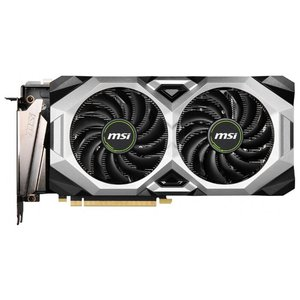 Видеокарта MSI GeForce RTX 2080 Super Ventus XS OC 8GB GDDR6