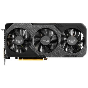 Видеокарта ASUS TUF Gaming X3 GeForce GTX 1660 Advanced edition 6GB GDDR5