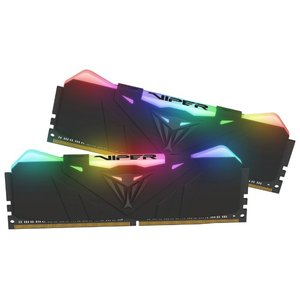 Оперативная память Patriot Viper RGB 2x8GB DDR4 PC4-25600 PVR416G320C6K