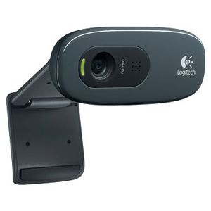 Web камера Logitech HD Webcam C270 Black (960-000636)