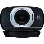 Web камера Logitech HD Webcam C615
