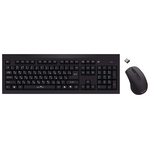 Мышь + клавиатура Oklick 210M Wireless Keyboard & Optical Mouse
