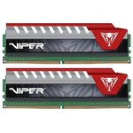 Оперативная память Patriot Viper Elite Series 2x4GB DDR4 PC4-19200 [PVE48G240C5KRD]