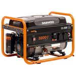 Бензиновый генератор Daewoo Power GDA 3500