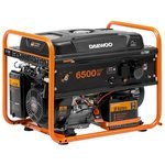Бензиновый генератор Daewoo Power GDA 7500E