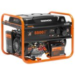 Бензиновый генератор Daewoo Power GDA 6500E