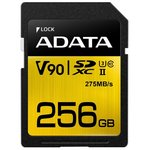 Карта памяти A-Data Premier ONE ASDX256GUII3CL10-C SDXC 256GB