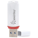 16GB USB Drive SmartBuy Crown (SB16GBCRW-W)